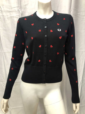 Amy Winehouse Embroidered Cardigan