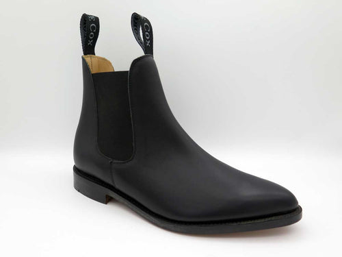 Chelsea Leather Beatle Boots