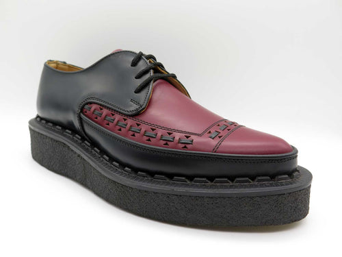CHERRY/BLACK DIANO GIBSON CREEPER