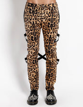 Load image into Gallery viewer, LEOPARD CHAOS PANT