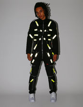 Load image into Gallery viewer, ELECTRIC JACKET (blk)