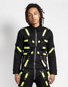 ELECTRIC JACKET (blk)
