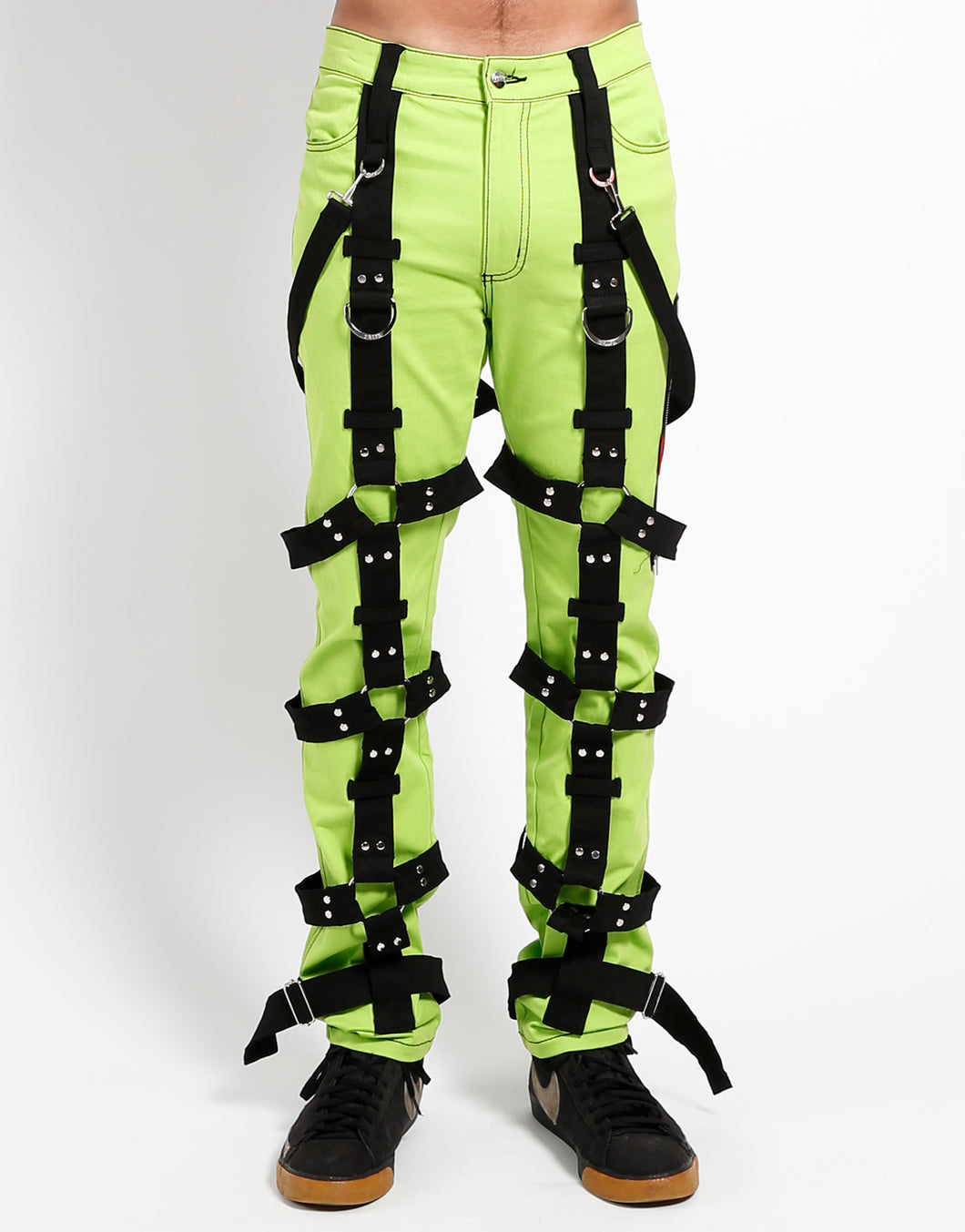 THE HARNESS PANT (lime)