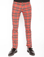 Load image into Gallery viewer, TARTAN TOP CAT PANT