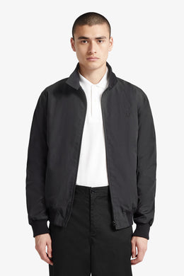 Made in England Harrington (blk)