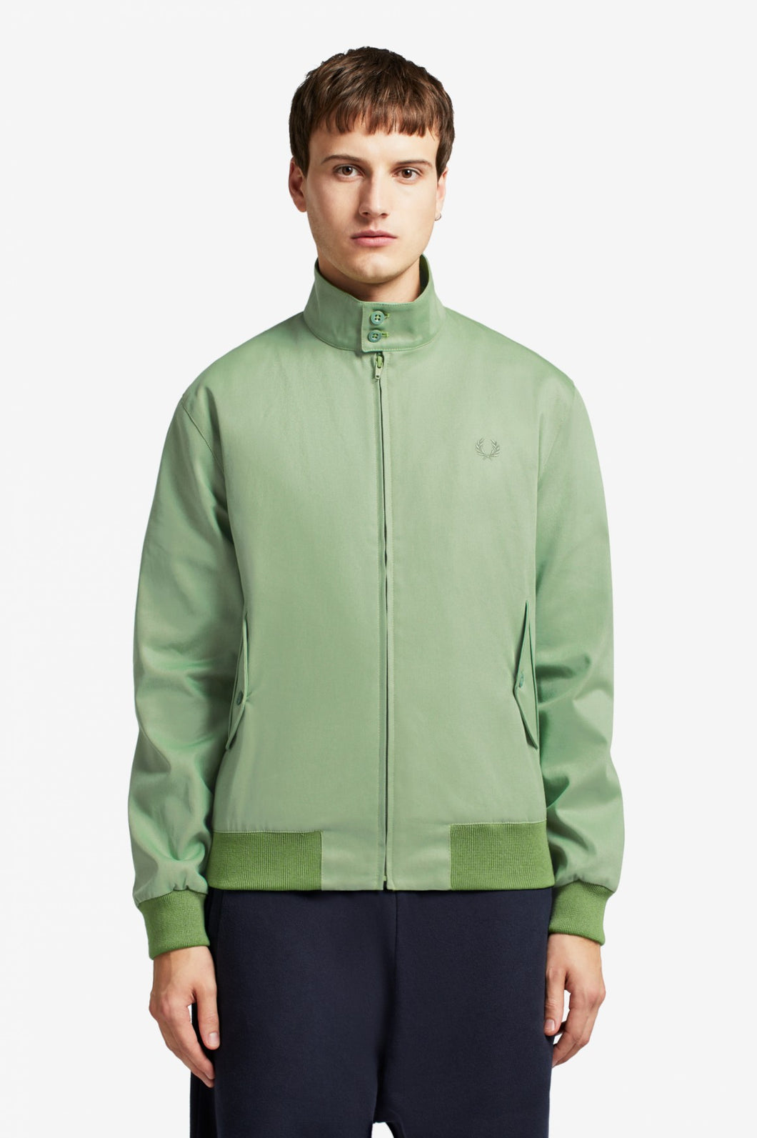 Harrington Jacket (pistachio)