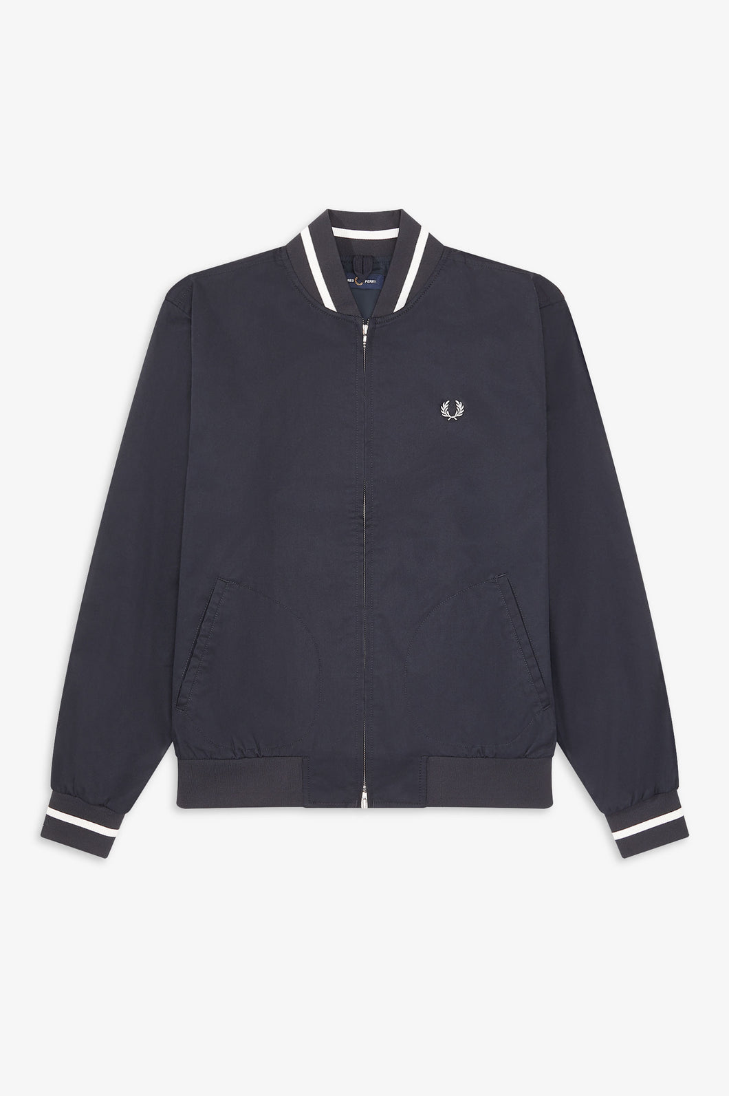 Tennis Bomber Jacket (navy)