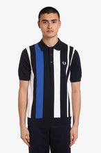 Load image into Gallery viewer, BOLD STRIPE KNITTED SHIRT