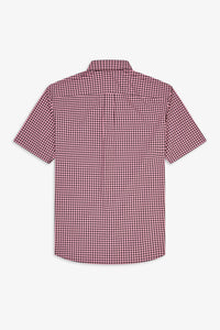 Button Down Shirt (pink fizz)