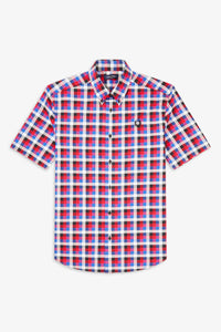 Button Down Shirt (jester red)