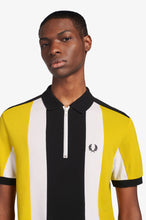Load image into Gallery viewer, BOLD STRIPE POLO SHIRT
