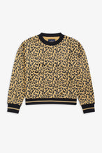 Load image into Gallery viewer, Amy Winehouse Leopard Print Sweatshirt
