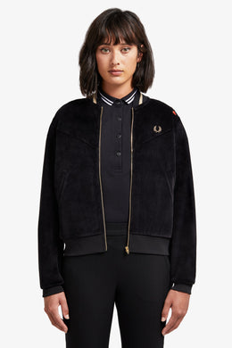 Amy Winehouse Twin Tipped Bomber Jacket