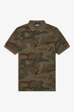 Load image into Gallery viewer, Camouflage Polo Shirt (arktis)