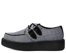 Load image into Gallery viewer, Plaid Viva Low Creeper