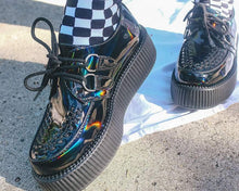 Load image into Gallery viewer, Black Prism Vegan Mondo Creepers
