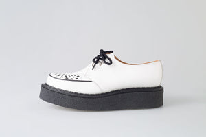 D Ring Creeper (white)