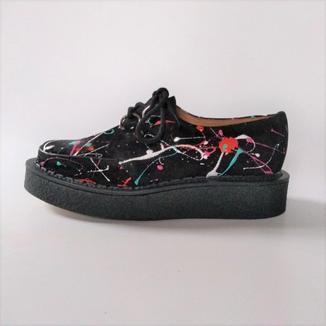 Splatter D-Ring Creeper