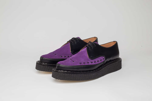 PURPLE/BLACK DIANO GIBSON CREEPER