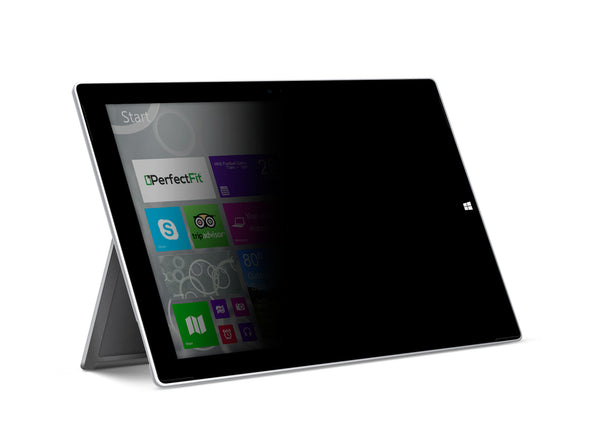 Surface 3 PrivacyShield Premium Glass Screen Protection