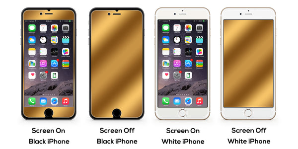 iPhone 6 GlassShield Luxury Screen Protection in Translucent Color