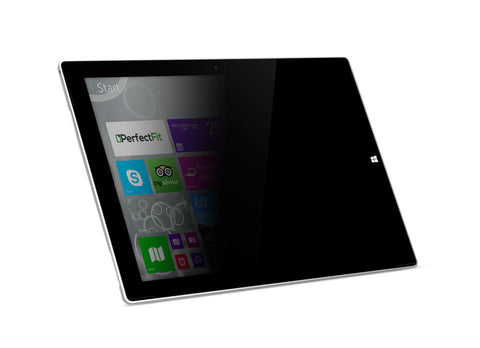 Microsoft Surface Pro 3 PrivacyShield Premium Glass Screen Protection