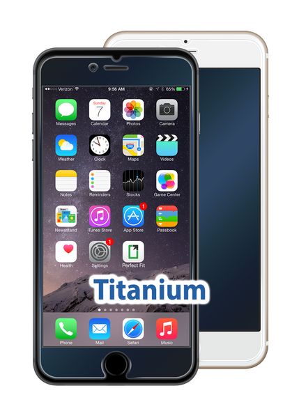 iphone 6 plus warranty iphone 6 plus titanium blue glassshield luxury screen 6766