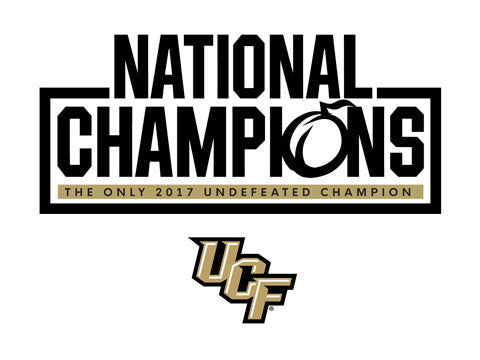 2017 UCF National Champions
