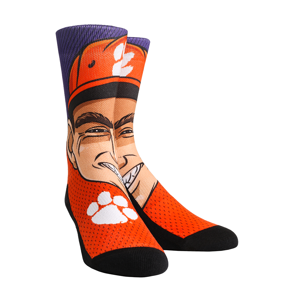 Clemson Tigers - Dabo Swinney Game Face Crew