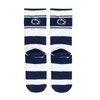 Penn State Nittany Lions - Striped Mascot Scarf Sock