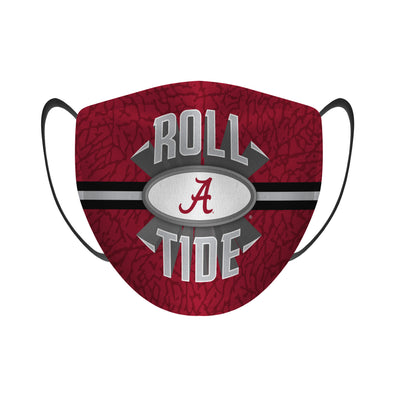 Alabama Crimson Tide - Face Mask - Roll Tide