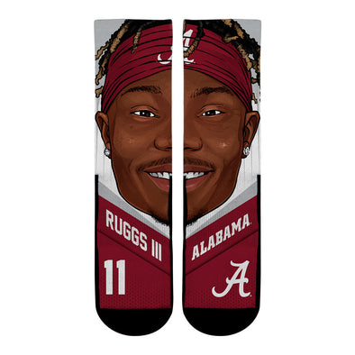 Henry Ruggs III - Alabama Crimson Tide - College Game Face