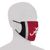Alabama Crimson Tide - Face Mask - Jersey Series
