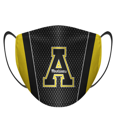 Appalachian State Mountaineers - Face Mask - Jersey Series