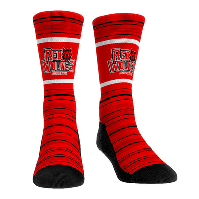 Arkansas State Red Wolves - Classic Lines