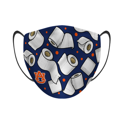 Auburn Tigers - Face Mask - Toomer's Toilet Paper