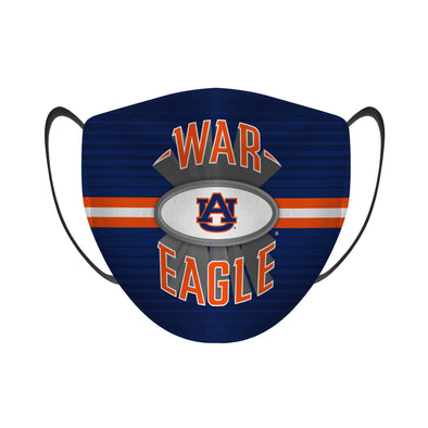 Auburn Tigers - Face Mask - War Eagle