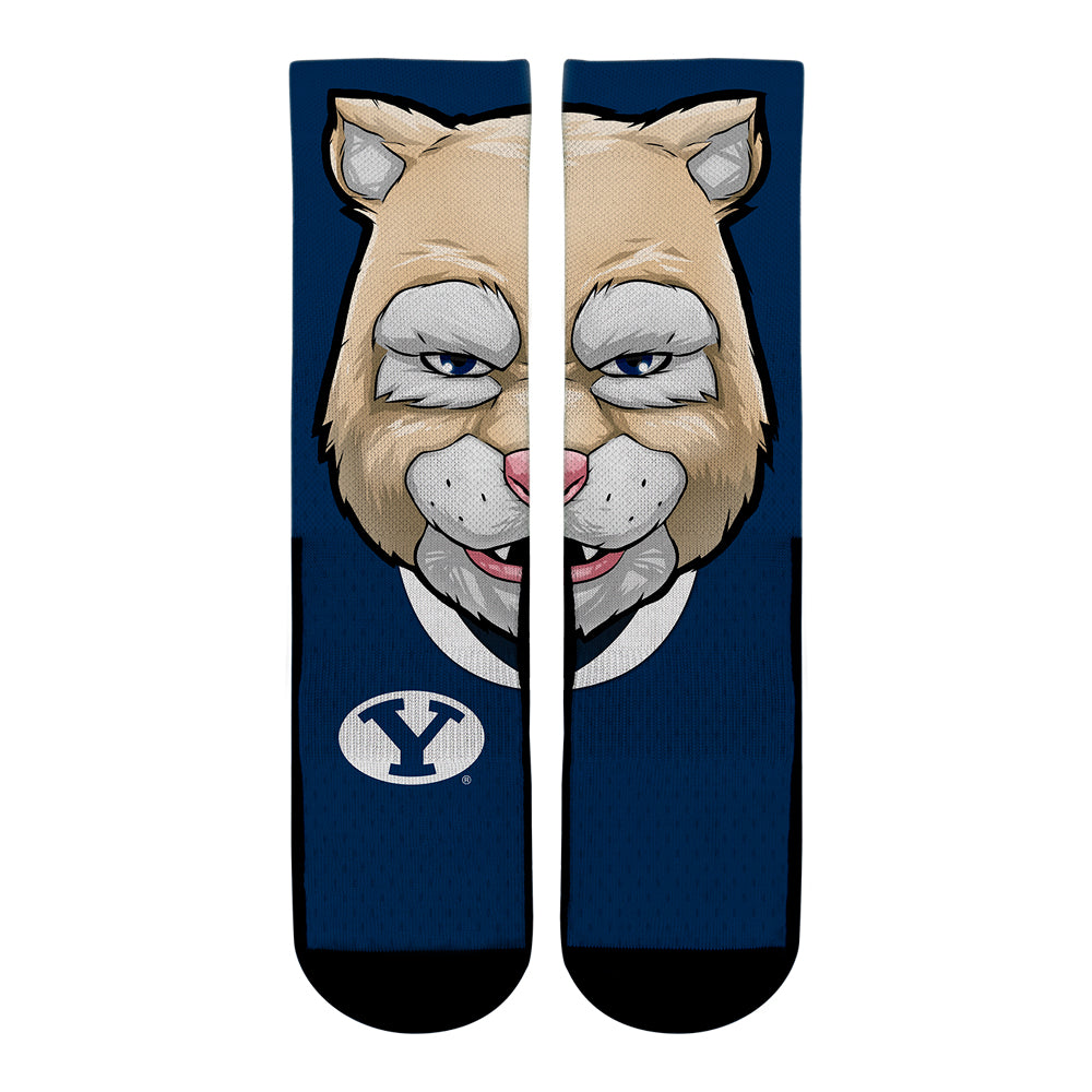 BYU Cougars - Cosmo Mascot