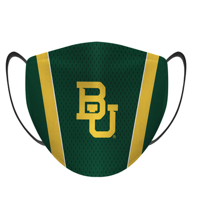 Baylor Bears - Face Mask - Jersey Series