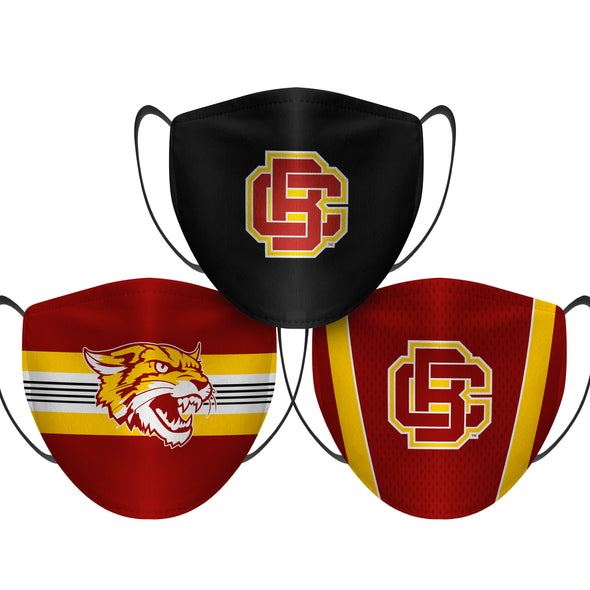 Bethune-Cookman Wildcats - Face Mask - 3 Pack