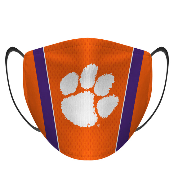 Clemson Tigers - Face Mask - Jersey Series