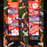 Clemson Tigers - National Championship All-Over