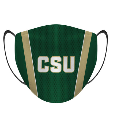 Colorado State Rams - Face Mask - Jersey Series