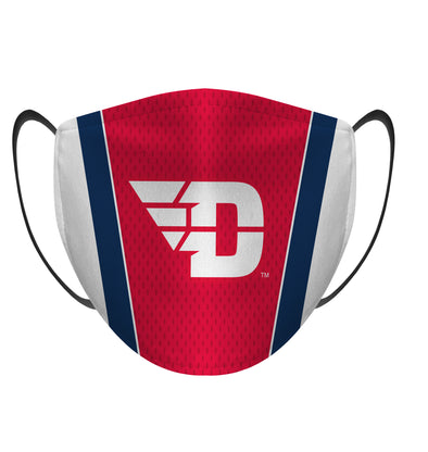 Dayton Flyers - Face Mask - Jersey Series