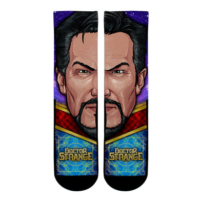 Doctor Strange - Split Face
