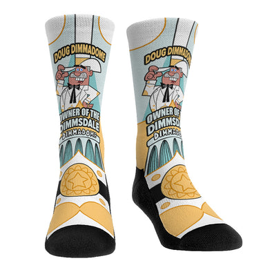 Fairly OddParents - Doug Dimmadome DimmaSocks