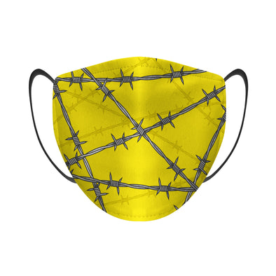 Post Barbed Wire - Face Mask