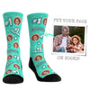 Custom Face Socks - #1 Grandpa