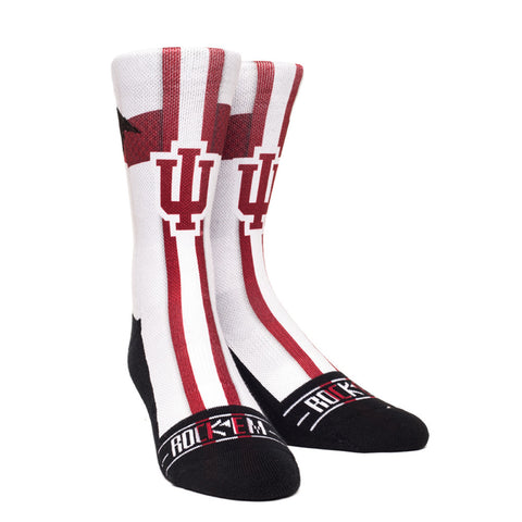 Indiana Hoosiers - Jersey Series White