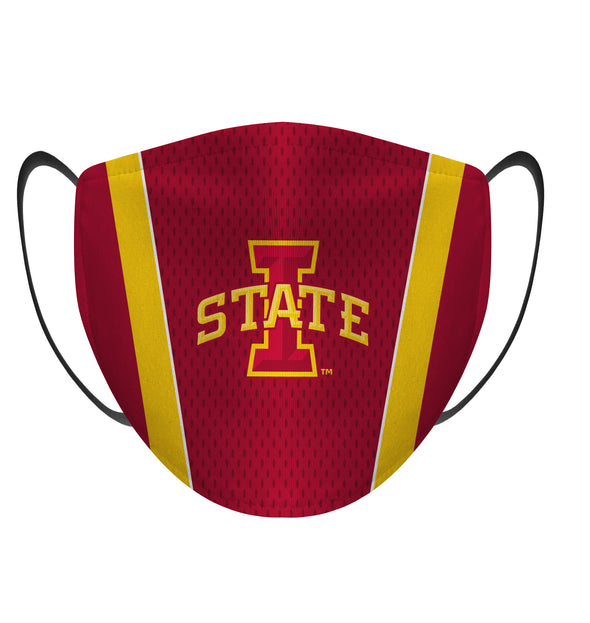 Iowa State Cyclones - Face Mask - Jersey Series